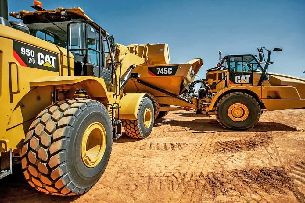 Machinery Sales & Leasing